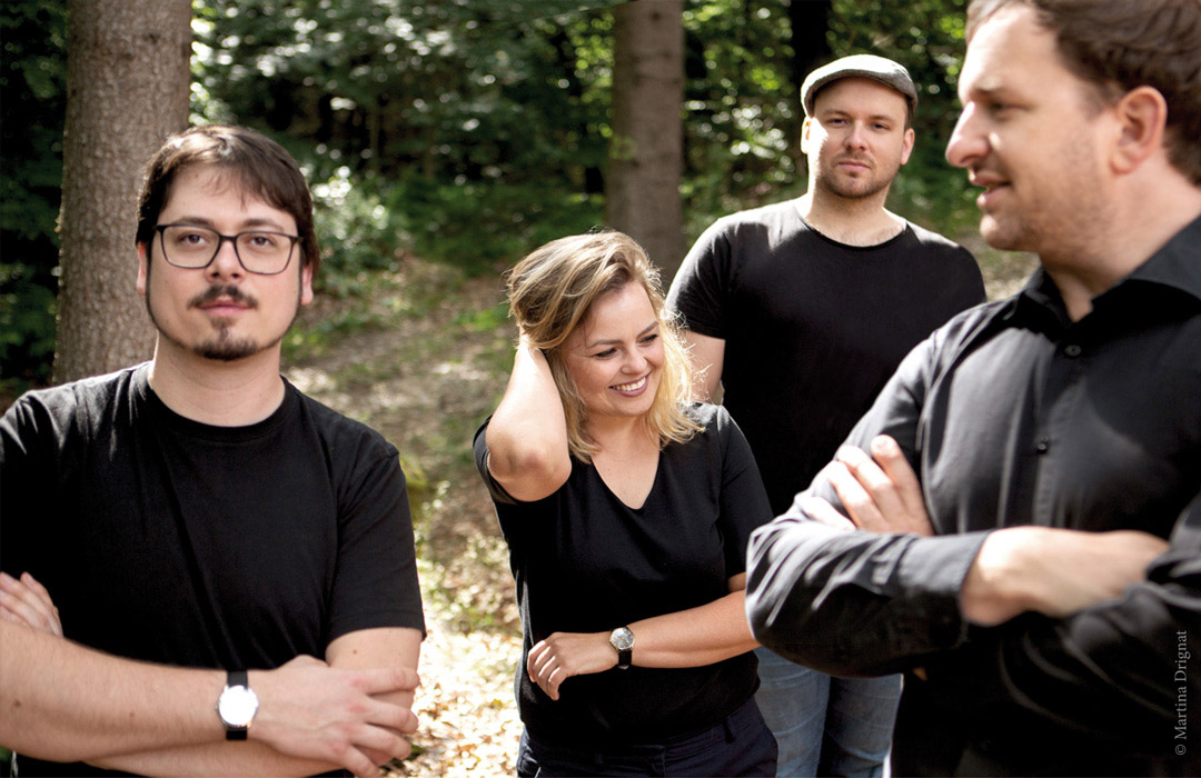 Freiluftkonzert – Fee Badenius & Band © Martina Drignat