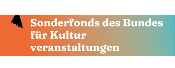 Sonderfond des Bundes für Kulturveranstaltungen